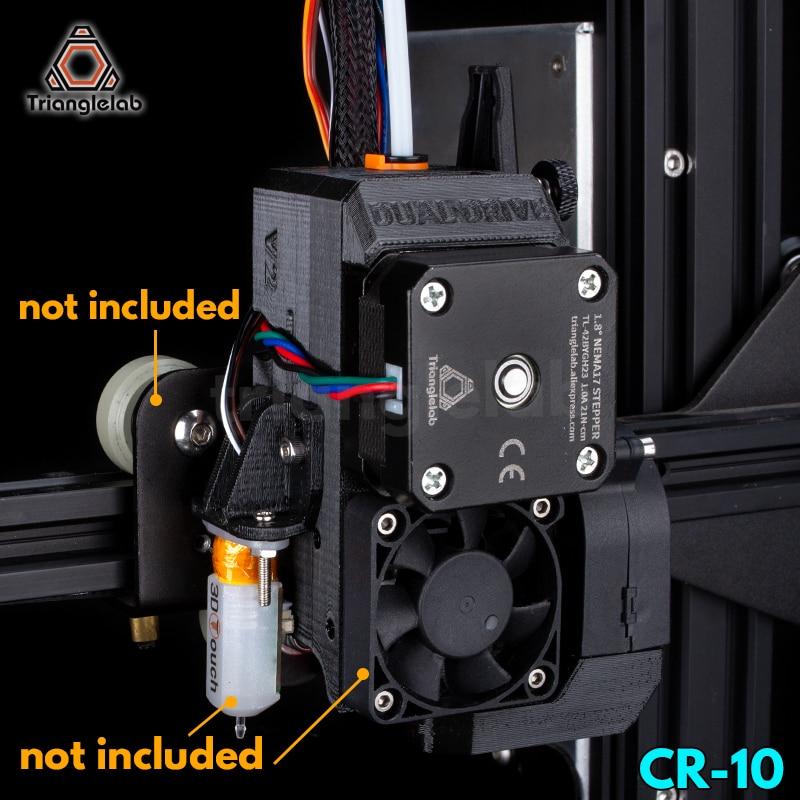 cheapest Trianglelab Arethusa liquld cooling hotend for 3D printing peek PA  filament  FOR E3D V6 HOTEND titan AQUA water cooling