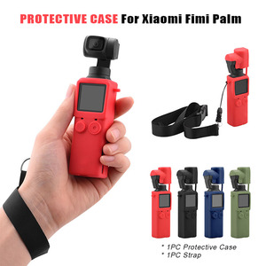 Silicone Protective Case Durable Handheld Camera Lens Cover for xiaomi Fimi For FIMI Handheld Camera #413