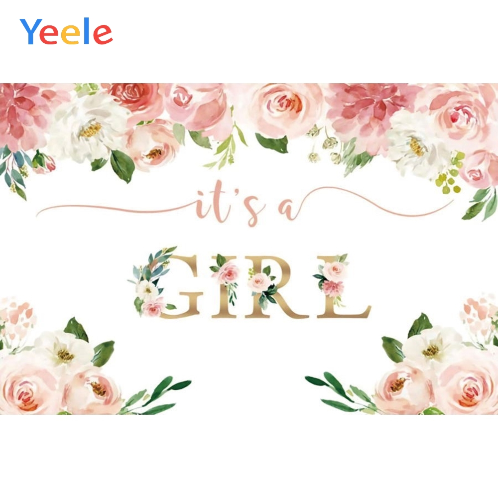 Wedding Photocall Spring Flower Marriage Baby Shower Birthday Backdrop Photography Background for Photo Studio Photophone