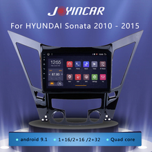 2din Voor Hyundai Sonata 8 Sonata Yf I40 I45 2010 - 2015 Auto Radio Multimedia Video Player Navigatie Gps Android 9.1 9 Inch