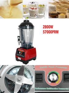 XEOLEO Juicer Blender Heavy-Duty Milk-Maker Food-Machine Commerical Multifunction 6L