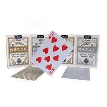 À prova dwaterproof água 100% teste padrão de plástico jogo de mesa de poker jogo de cartas de jogo coleção de poker