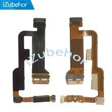 100% Warranty Flex for Sony Motherboard Power & Volume & Mic Ribbon flex for Sony Xperia W995 flex By Free Shipping