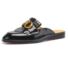 Couro do plutônio masculino de alta qualidade nova moda sapatos casuais masculino design retro luz deslizamento-on elegante zapatos de hombre ag014