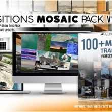 Transitions Mosiac Pack Toolkit - 24485707 Videohive Download