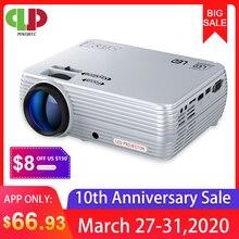 POWERFUL Mini Projector X5+ 1280*720P 2800 Lumens 1080P Supp