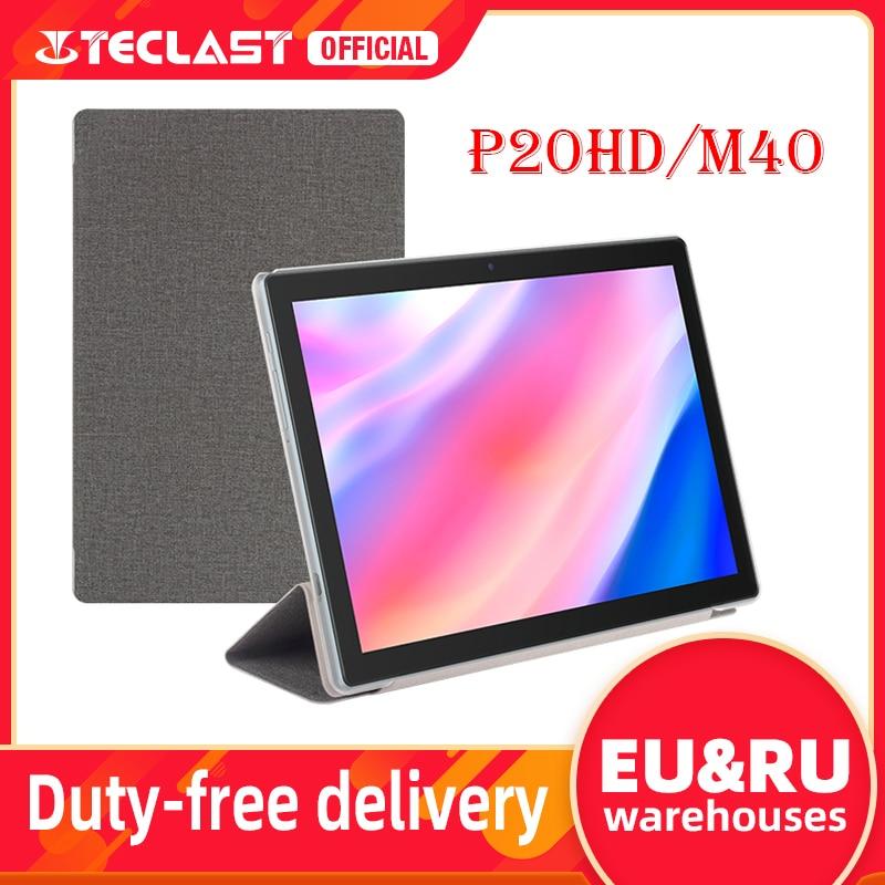 Funda protectora TECLAST original para tablet P20HD / M40 de 10.1