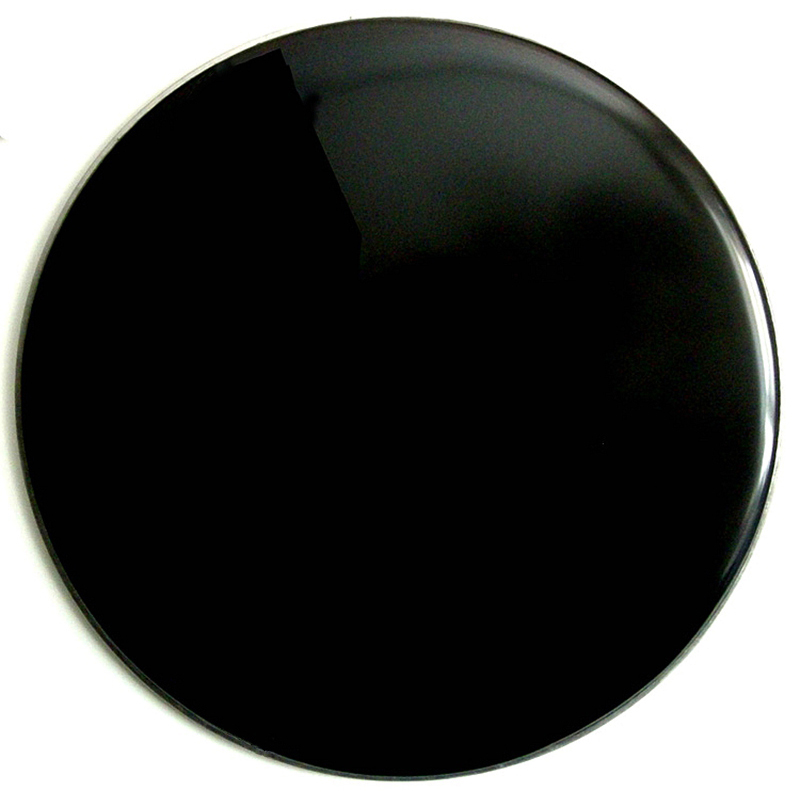 High Quality 8inch 10 Inch Black Color Drum Skin Drum Head Factory Made