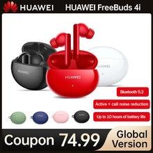 Huawei FreeBuds 4i Neue Bluetooth 5,2 Reinen Klang Qualität Drahtlose Kopfhörer Für Mate 30 Pro P40 Globale Version