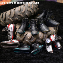 Shoe Kings SK0011/6Scale Climbing Boots Mens Womens Sports Shoes fashion Trendy sneakers for 12 inches Action Figures