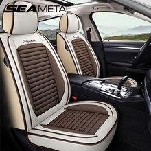 Housse de siège de voiture, pour Renault Megane 2 3 Fluence Scenic Clio Captur Kadjar Logan 2 Duster Arkana Kangoo, accessoires