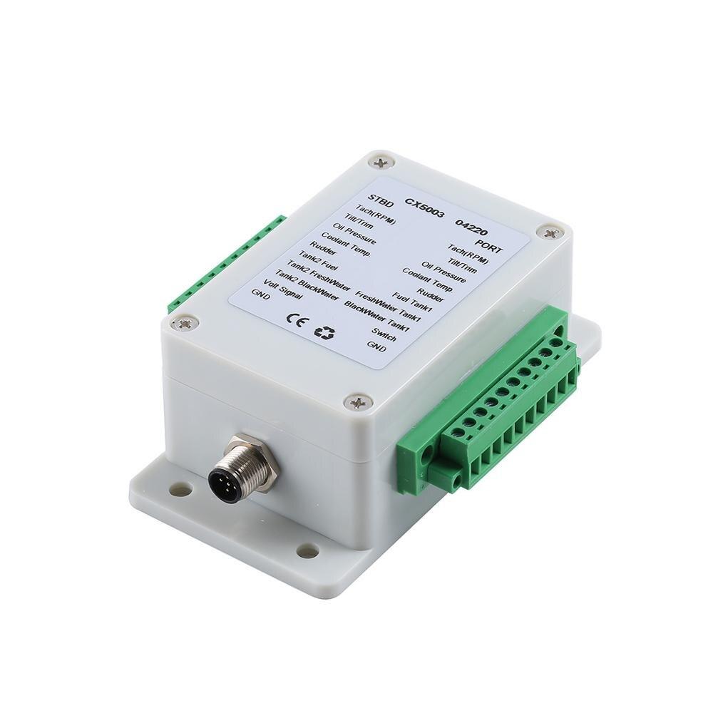 CX5003 Kênh Đôi NMEA2000 Chuyển Đổi/N2K Bộ Chuyển Đổi