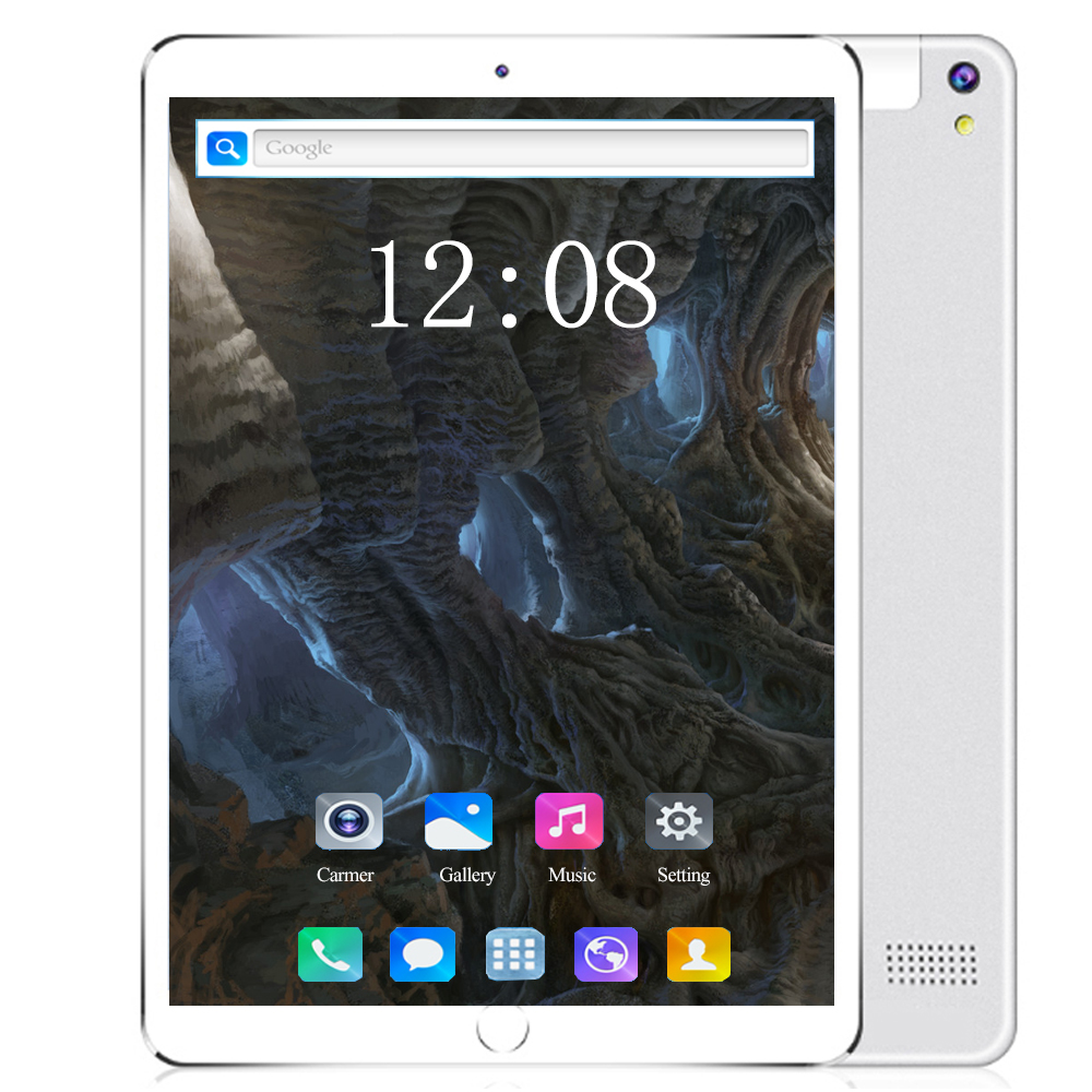10.1 Inch Tablet Pc Android 8.0 Tablet Pc Ten Core Mini Computer Tablet For Kids 6GB/128GB Google Play Store Tab WiFi Tablets 10