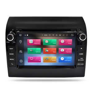 Image 4 - Ram 4G  64g Android 9.0 10.0 Car Stereo For Fiat Ducato Jumper Boxer 2GB RAM DVD Headunit Bluetooth GPS Navigation TDA7851