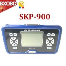 V5.0 nenhum tokens SKP-900 programador chave automática atualização original em linha lifttime superobd SKP-900 programador chave obd2 à mão skp900