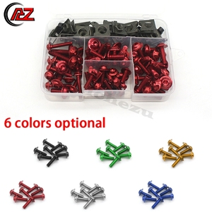 ACZ Motorcycle Complete Fairing Bolts Screw Kit For Ducati 848 899 1098 1198 1199 749 999 959 Panigale Corse Supersport 1000