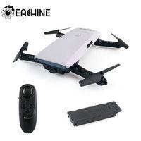 Eachine E56 720P wifi FPV Selfie Drone с режимом датчика Gra & vity Fly More Combo RC Quadcopter RTF