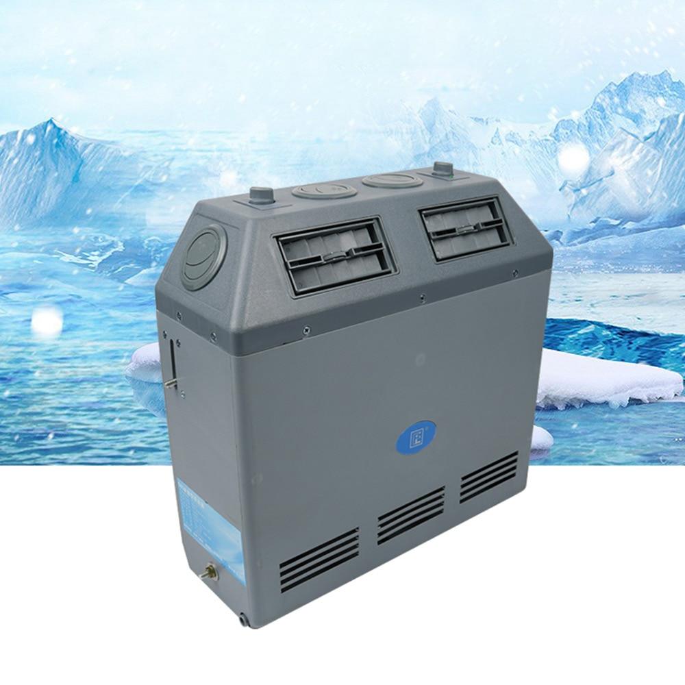 Aire acondicionado 505 para camión, conjunto de evaporador 24V, cosechadora de excavadora, refrigeración de vehículo, reacondicionamiento 12V