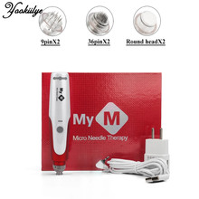 Pen Micro Needling Needle-Tips Skin-Care-Tool Cartridge Stamp-Therapy Dr-Pen Face Beauty