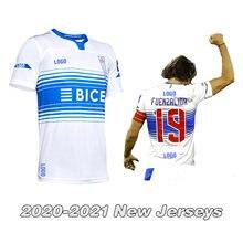 Nuevo 2020 Chile Universidad Católica de fútbol jersey 20 21 hogar Universidad Católica FUENZALIDA SAAVEDRA Puch camiseta de fút