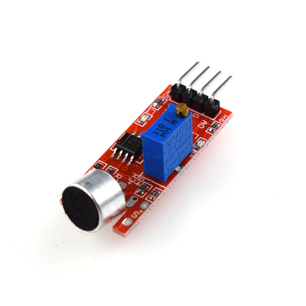 HW-485 High Sensitivity Microphone Sensor Module Sound Sensor