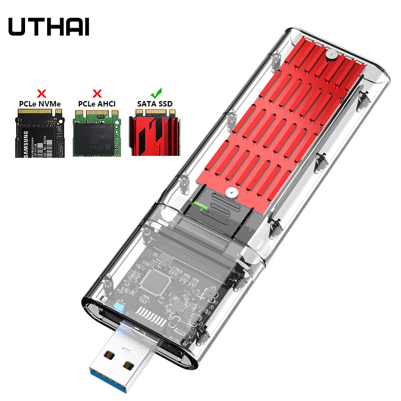 cheapest ORICO 3 5 Inch HDD Case Bulit-in Power 12V Portable SATA to USB 3 0 Hard Drive Enclosure Support 12TB HDD UASP For PC TV PS4