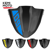 Motorcycle Accessories Small Windshield For Yamaha MT 09 FZ 09 MT09 FZ09 2017 2018 2019 Wind Screen Send Stickers