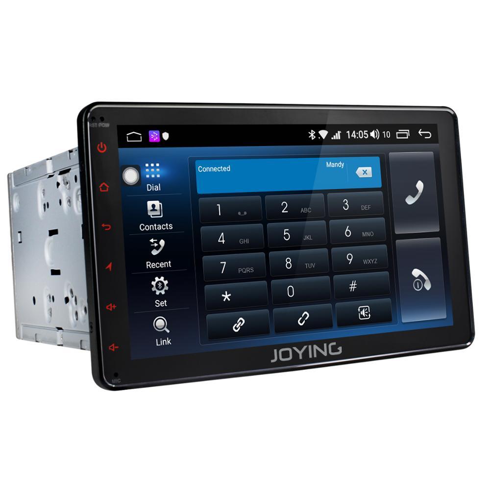 "Image 3 - JOYING 2 din car radio Android 8.1 Octa Core built in 4G& DSP 4GB +64GB GPS universal 8""head unit support wireless Carplay audioCar Multimedia Player   -"
