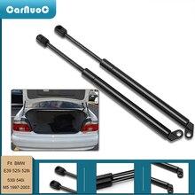 2 Pcs Car Tailgate Gas Struts Lift Spring Shock Gas Struts Arm for BMW E39 525i 528i 530i 540i M5 1997 2003 Auto Accessories