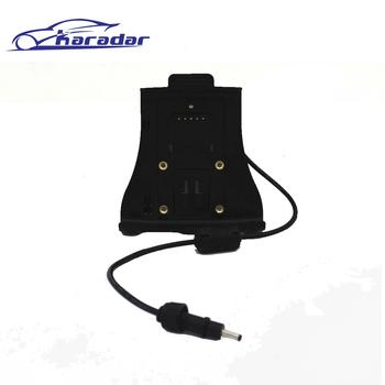GPS uchwyt z adapterem prądu stałego dla systemu Android motocykl GPS MT-5001 tanie i dobre opinie karadar For GPS install in Motorcycle DC 12-24V 5V 2A