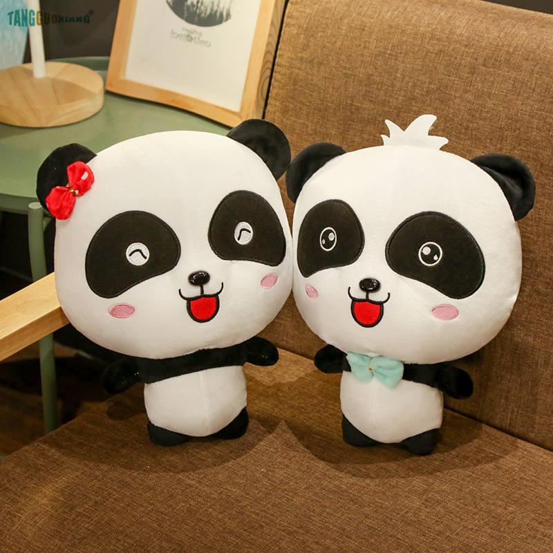 Christmas Gift Rabbit//Panda Baby Cute Soft Stuffed Soft Animal Doll Toy S