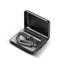 Écouteurs Bluetooth Y10, oreillettes de conception originale, sans fil, suppression du bruit actif, mains libres, avec boîte de chargement