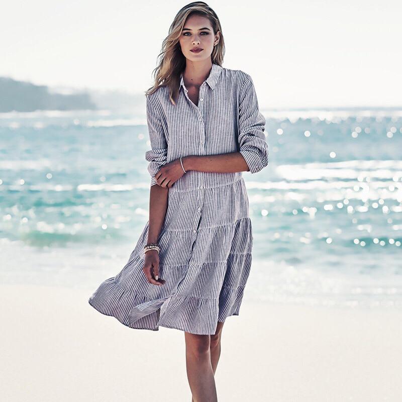 Women's Beach Cape Beachwear Shirt Swimsuit cover up