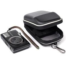 デジタルカメラバッグハードケースオリンパス TG5 TG 5 キヤノンの Powershot G9X G7X マーク II 2 G7XII SX720