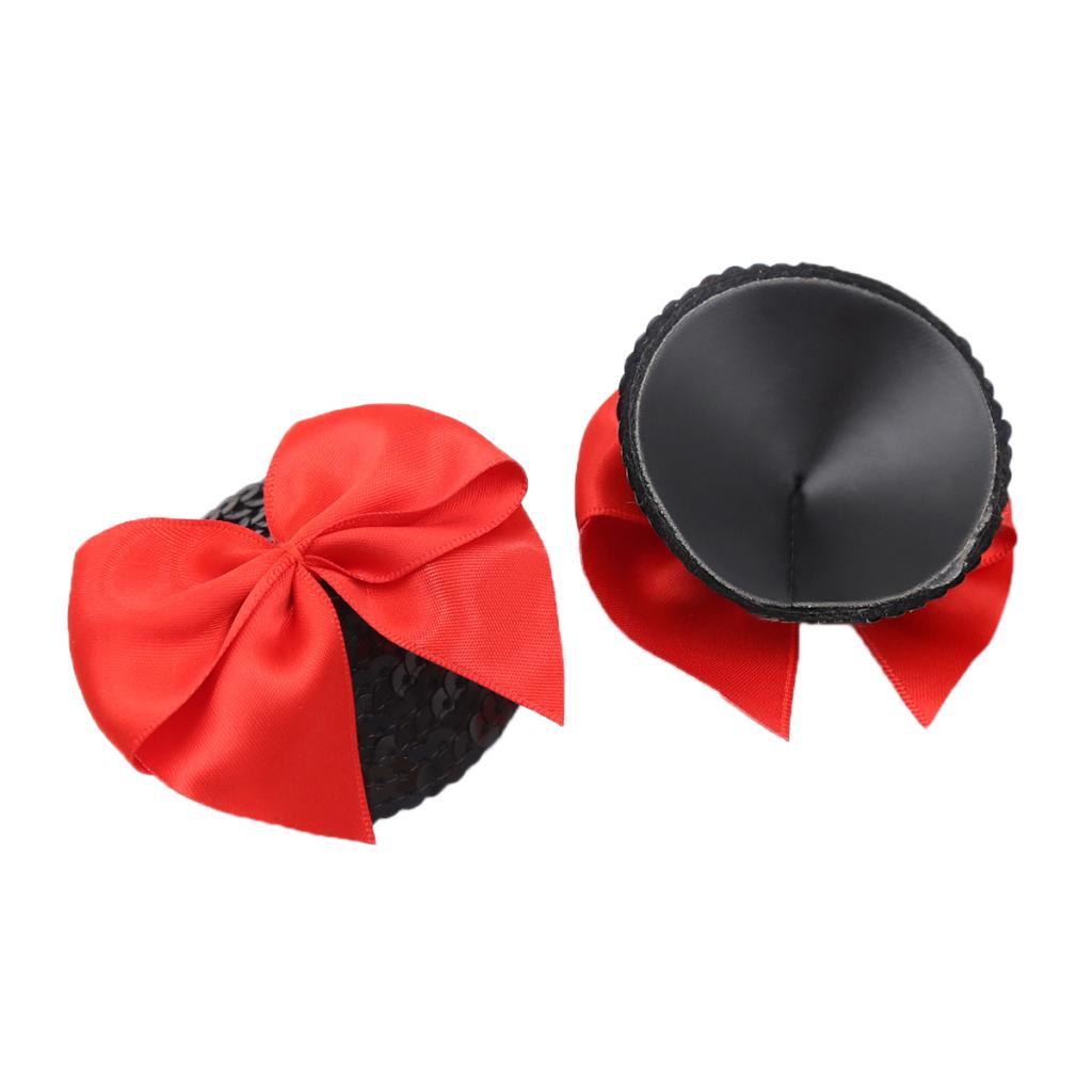 Многоразовые силиконовые блестки клей ниппель крышка бантик галстуки бюстгальтер для женщин