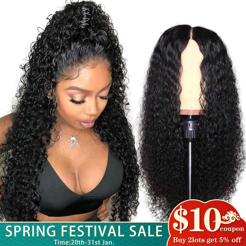 360 Lace Frontal Wig Brazilian Deep Wave 13x4/13x6 Lace Front Human Hair Wigs Remy Hair Pre-Plucked Hairline with Baby Hair