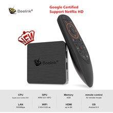 Beelink GT1mini-2 Smart TV Box Support Netflix HD IPTV Amlog