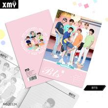 K pop bangtan meninos 2020 novo álbum de verão membros 32 páginas caderno copybook diário kpop novo álbum educação e escritório suprimentos