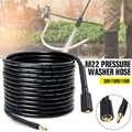 5m 10m 5m metrów myjka ciśnieniowa wąż myjnia samochodowa czyszczenie wody przedłużenie węża do Nilfisk C100 C110 C120 C130 C140