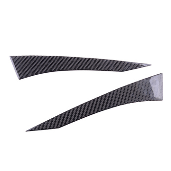 1 Pair Rearview Side Door Wing Mirror Strips Trim Cover Fit for Subaru BRZ Toyota 86 2013 2014 2015 2016 2017-2020 image