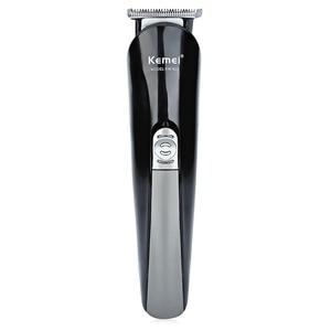 Image 2 - Kemei KM600 tondeuse à cheveux professionnelle 6 en 1 tondeuse à cheveux rasoir ensembles tondeuse à barbe électrique Machine de découpe de cheveux