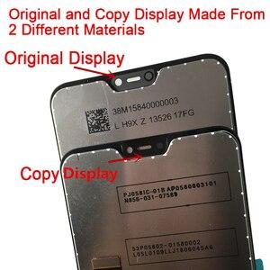 Image 4 - Original Axisinternational Für Xiaomi Redmi 6 Pro LCD Screen Display + Touch Digitizer Mit Rahmen Für Xiaomi A2 Lite MI a2 Lite