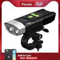 Новый Fenix BC30R Cree XM-L2 U2 светодио дный велосипед света высокой интенсивности Зарядное устройство USB встроенный литиевый аккумулятор O светодио ...