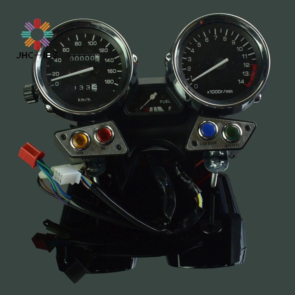Tachymètre de moto compteur kilométrique Instrument compteur de vitesse jauge pour YAMAHA XJR400 XJR 400 1993 1994