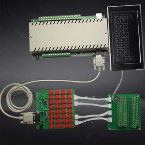 Image 5 - Kincony 32 Button Keyboard Wall Self Reset Switch Module Dry Contactor for KC868 Smart Home Automation Control System Controller