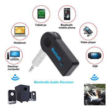 3.5mm Blutooth Wireless For Car Music Audio Bluetooth Receiver Adapter Aux 3.5mm A2dp For Headphone Reciever Jack Handsfree цена 2017