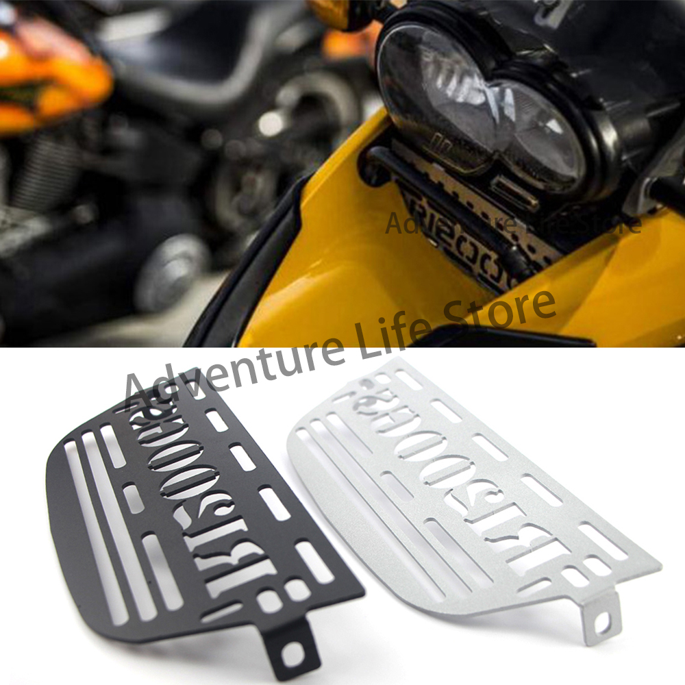 Motorcycle Accessories Radiator Grille Guard Cover Radiator Cooler Grill For BMW R1200GS R 1200 GS 2007-2012 Adventure ADV