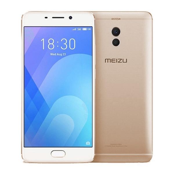 Смартфон Meizu M6 NOTE, восемь ядер, экран 5,5 дюйма, 32 ГБ + 3 ГБ