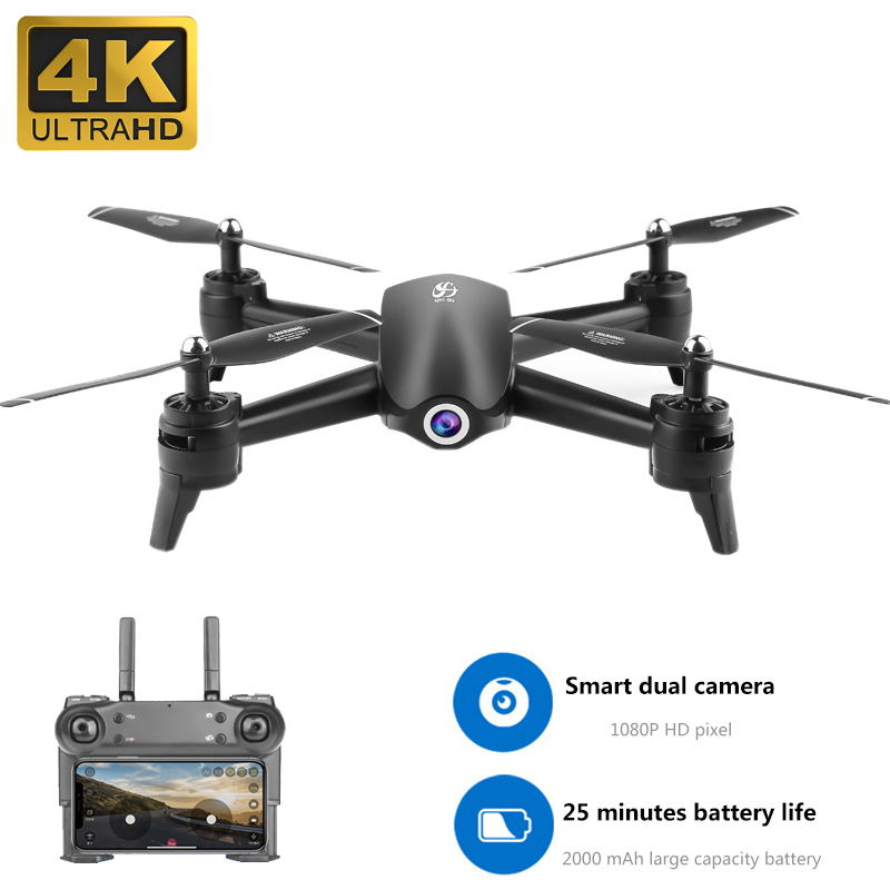 Zangão 4k S165 papel de posicionamento de fluxo óptico siga RC quadcopter drone com câmera HD helicóptero zangão 1080P dron 4k