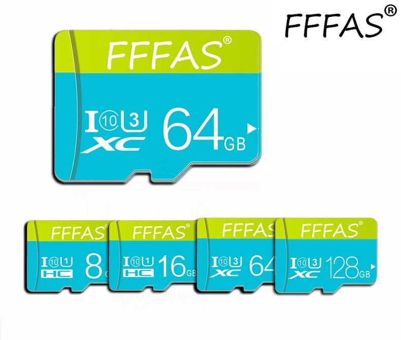 Gift Adapter Flash Memory Card Black 4GB 8GB 128GB Tarjeta Micro Sd Card 16GB 32GB Memoria Stick Usb Pen Drive TF Card For Phone